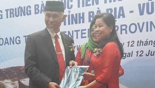 Padang Trade Center Rambah Kancah Internasional