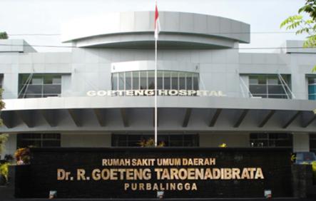 Jadwal Dokter RSUD dr. R. Goeteng Taroenadibrata Purbalingga