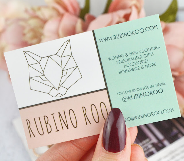 Rubino Roo Stationery Review, Lovelaughslipstick Blog