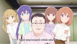 Koisuru Asteroid Episode 11 Subtitle Indonesia