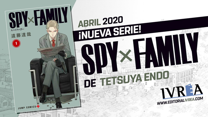 Spy x Family - Ivrea