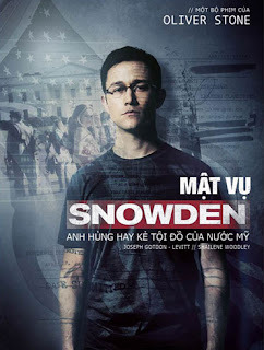 Mật Vụ Snowden 2016