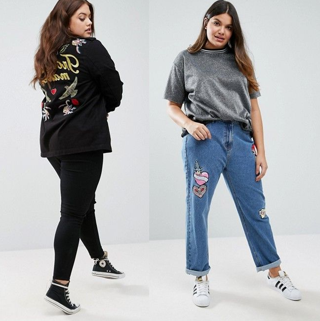 EMBROIDERY TREND PLUS SIZE FASHION BLOG