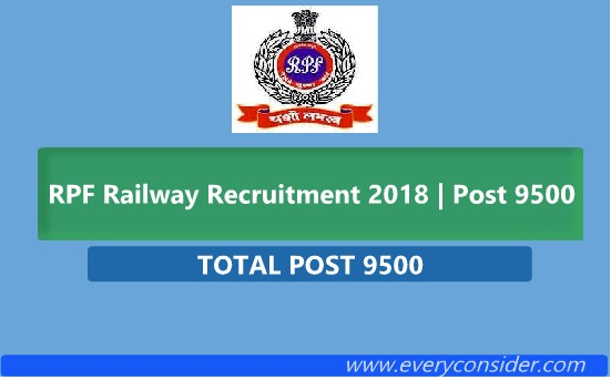 RPF Railway Recruitment
