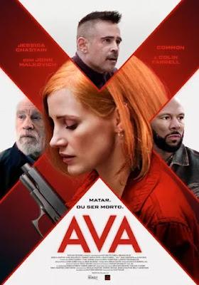 5 Curiosidades Sobre Ava, Filme de Ação Protagonizado por Jessica Chastain