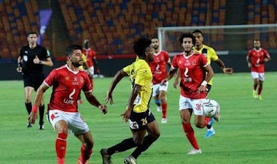 متى واين مباراة الاهلي المصري والمقاولون العرب في الدوري المصري العام وما هي القنوات الناقلة؟