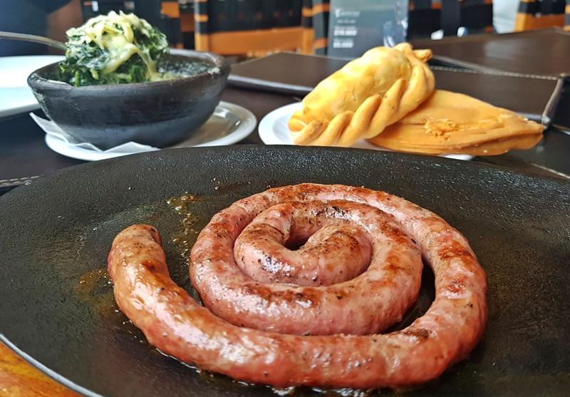 Melhor churrascaria de Santiago - Santabrasa Chile