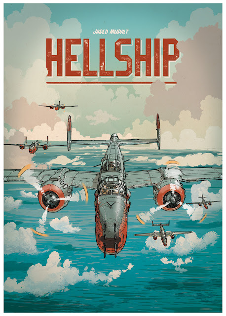 Hellship by Jared Muralt