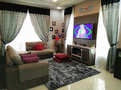 dekorasi ruang tamu minimalis dalam rumah