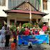 Inilah Kiprah Babinsa Kemlayan Cegah Penyebaran Covid-19 di Wilayah Binaanya.