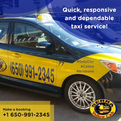 Best Cab Service in San Mateo