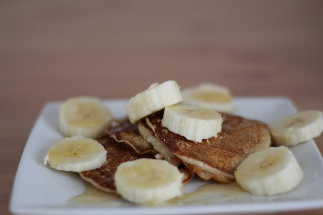 vegan egg free dairy free pancakes