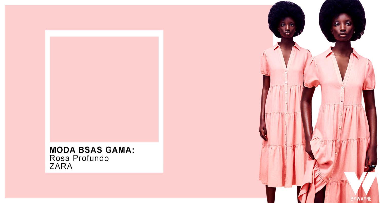 rosa uno de los colores del año 2022 colores de moda 2022