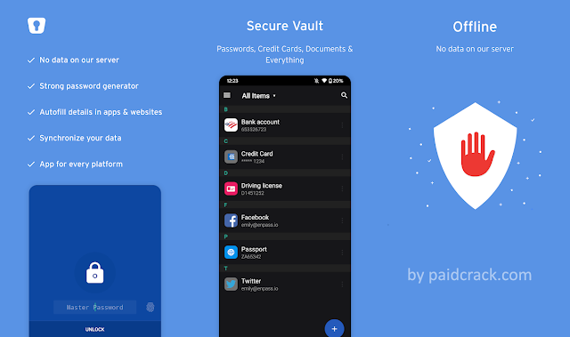 Enpass Password Manager Pro Apk 6.5.0 [Latest Version]