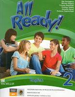 All Ready 2 Activity Book, Readers Book & Teachers Guide