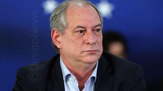 ciro noticia crime bolsonaro andre mendonca