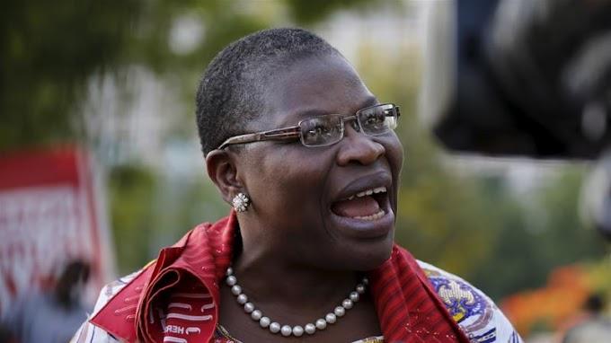 Nigeria female candidate Oby Ezekwesili quits presidential race