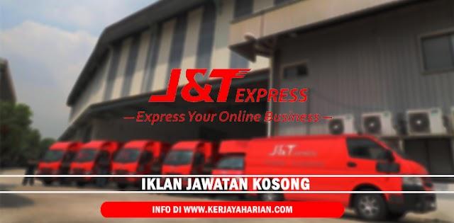 Pengambilan Jawatan Kosong J&T Express