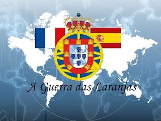 Guerra das Laranjas (Portugal x Espanha) (1801)