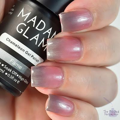 madam glam fame swatch