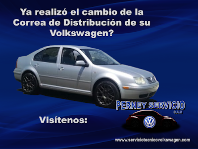 Correa de Distribucion Volkswagen