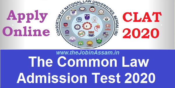 The Common Law Admission Test (CLAT) 2020: Apply Online