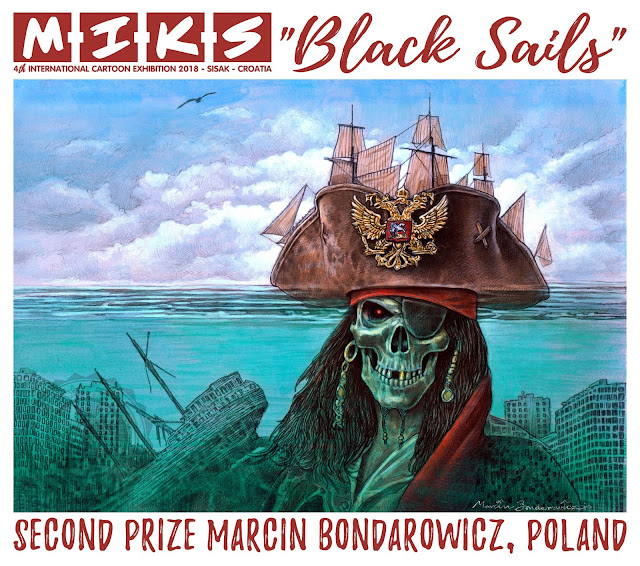 Second Prize: Marcin Bondarowicz (Poland)