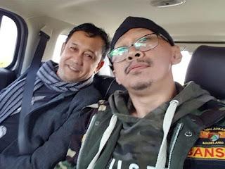 Denny Siregar Tuding Buruh yang Demo Tolak Omnibus Law Adalah Kadrun