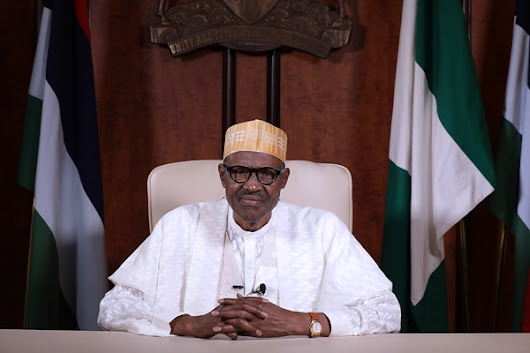Travel ban list didn't come from me, says Buhari
