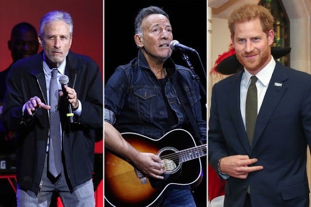 Prince Harry to join fund raising comedy night Stand Up For Heroes