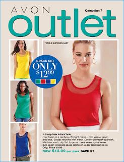 Avon Outlet Campaign 7 3/4/17 - 3/17/17
