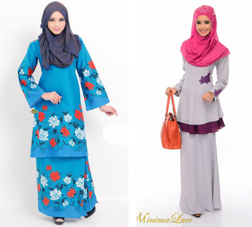 model baju melayu modern