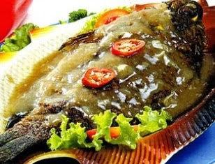 Ikan Mujair Bumbu Tauco