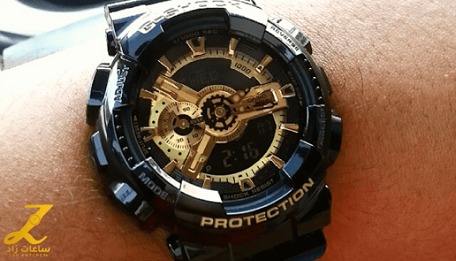 اكتشف واحدة من افضل ساعات كاسيو الرياضية G-Shock والفخمة