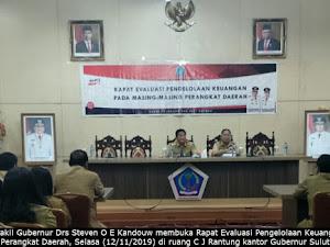 Warning PD, Kandouw Tegaskan Tiga Hal Penting Pengelolaan Keuangan