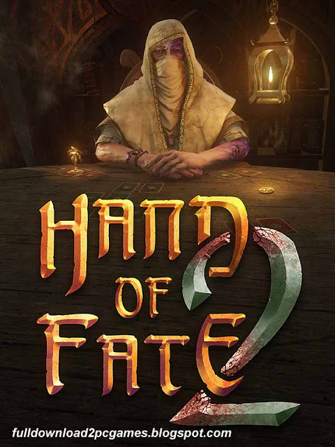 Hand of Fate 2 Free Download PC Game