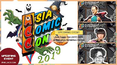 [Upcoming Event] Asia Comic Con (ACC) @ Midvalley Exhibition Centre