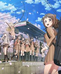 جميع حلقات الأنمي BanG Dream! S2 مترجم