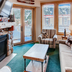 Copper Mountain - Telemark Lodge – 1 Bed | Lark Mountain