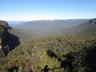 Valle Jamison. Blue Mountains. Sydney