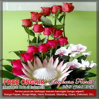 toko bunga vas Jatisampurna bekasi