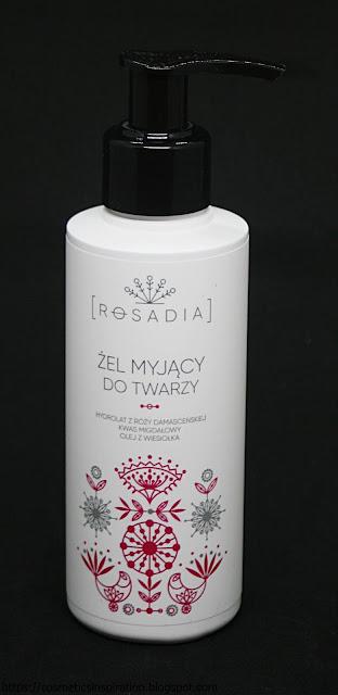 Sylveco - Rosadia - Żel myjący do twarzy