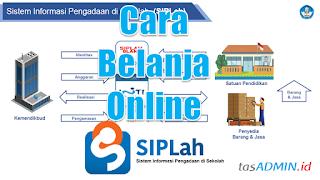 Cara Belanja Online Siplah