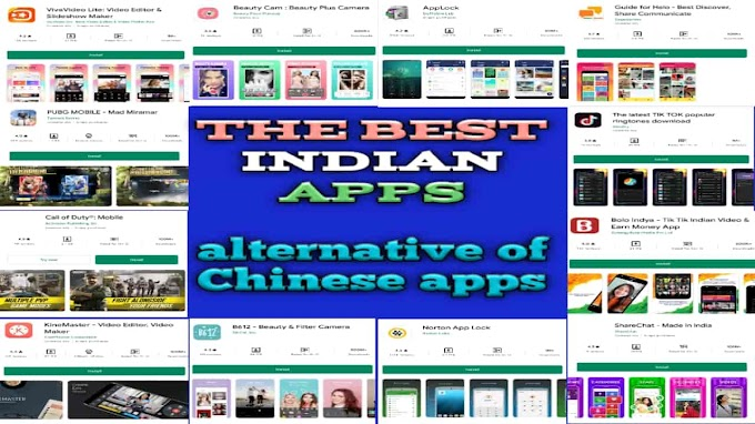 How many Chinese apps are there in India?