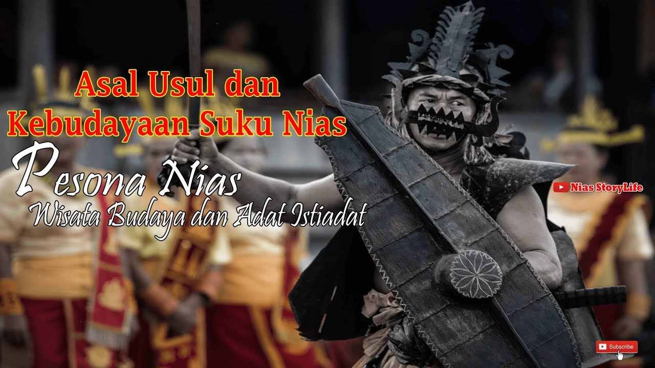 Sejarah Nias, Asal Usul Suku Nias, Legenda dan Mitos Asal Mula Orang Nias