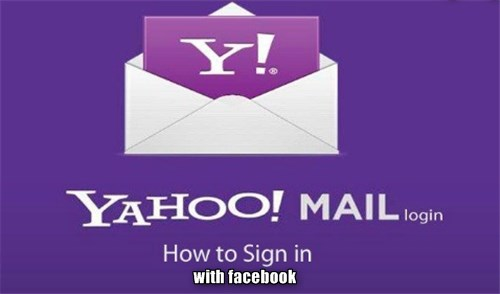 Yahoo Sign Up With Facebook