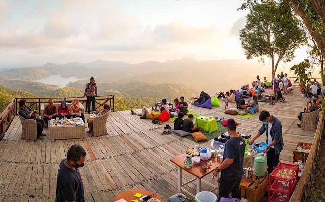 Coffee Angkasa di Bukit Pule Payung