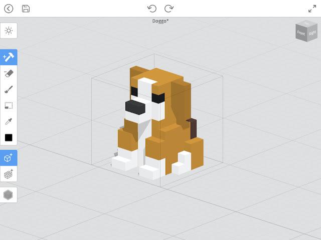 Mega Voxels Play Editor