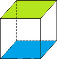 Gambar Jaring-jaring Bangun Ruang Lengkap