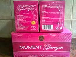 Glucogen Glutathione Moment